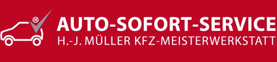 AUTO-SOFORT-SERVICE - H.-J. MÜLLER ‒ KFZ-MEISTERBETRIEB