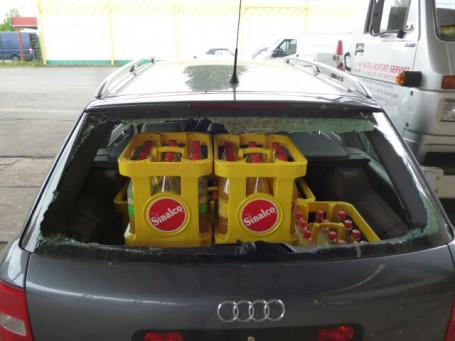 Kofferraum zu klein